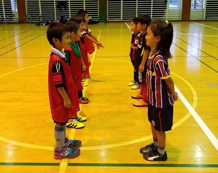 試合体験型 サッカースクール